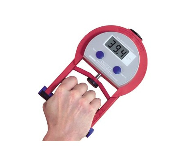 instructions for using grip dynamometer