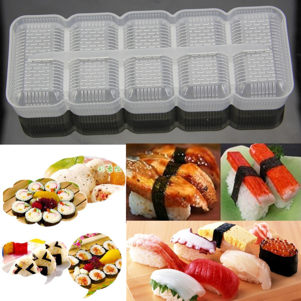 sushi express maker instructions