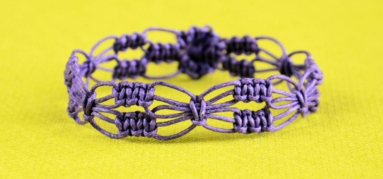 infinity friendship bracelet instructions