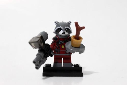 rocket raccoon warbird lego instructions