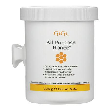 gigi all purpose honee wax microwave instructions