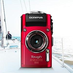 olympus tough tg-4 instruction manual