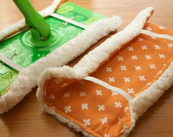 swiffer wet jet pad instructions