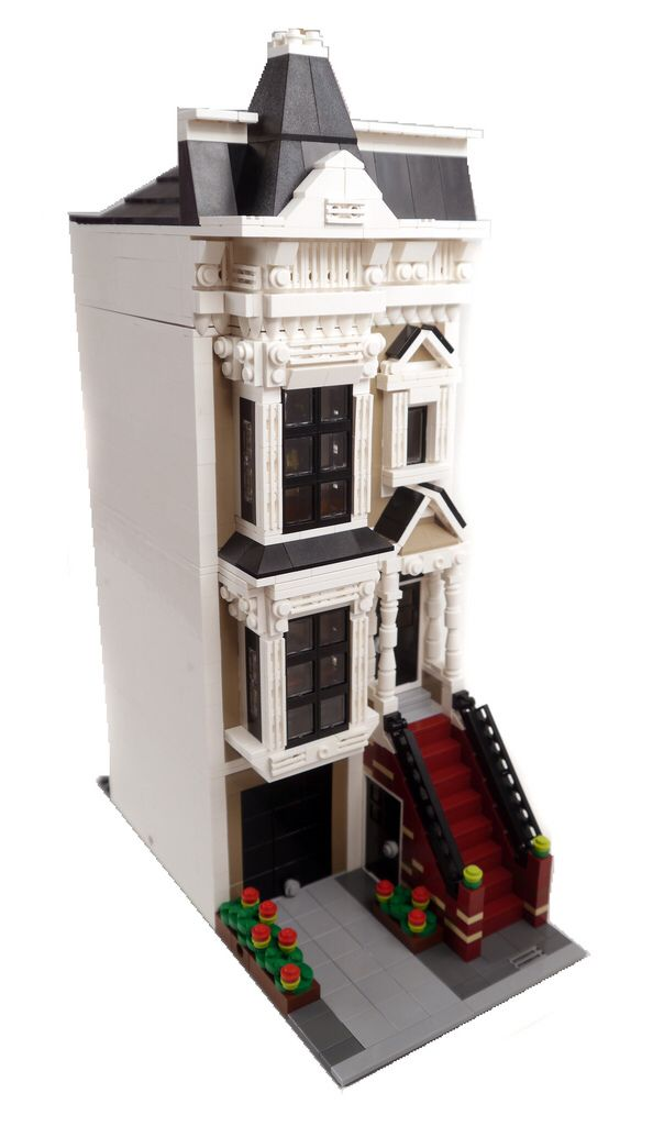 lego city 4432 building instructions