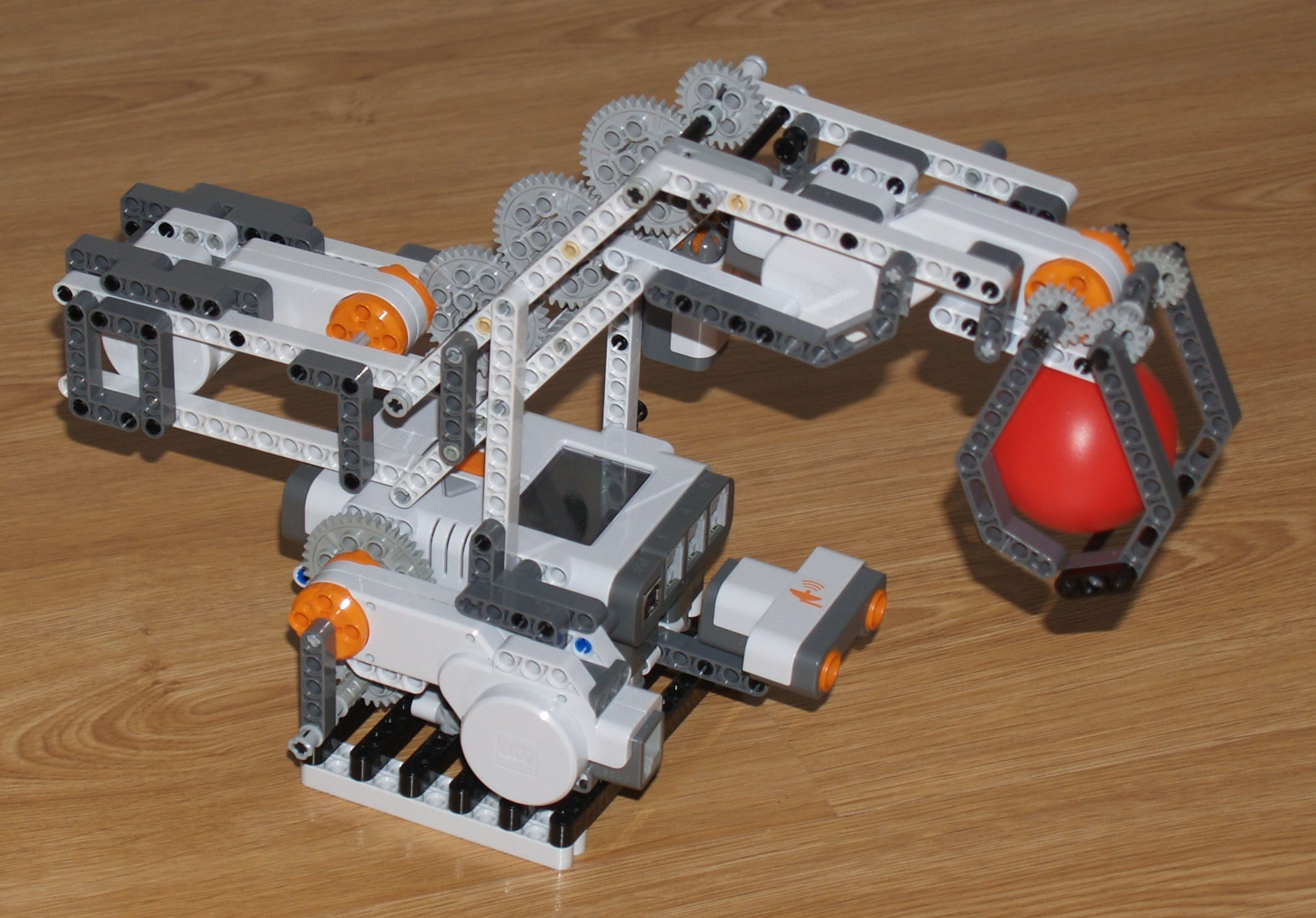 lego mindstorms nxt tribot instructions