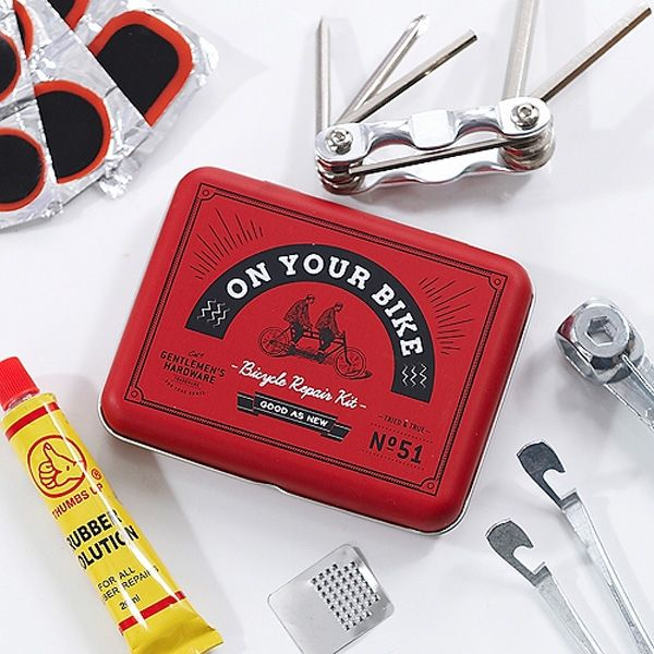 cycle puncture repair kit instructions