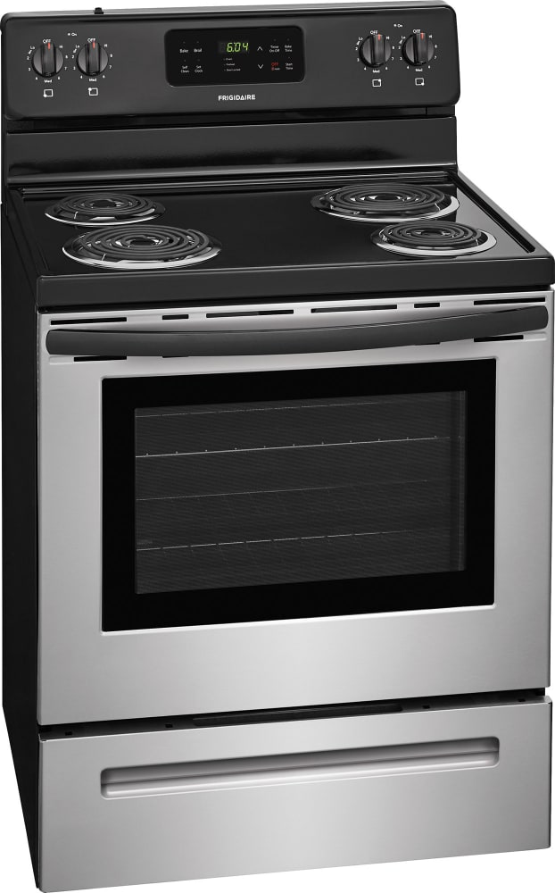 how to use frigidaire self cleaning oven instructions