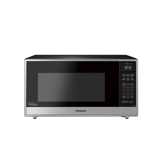 panasonic inverter microwave nn-st55wqpq instructions