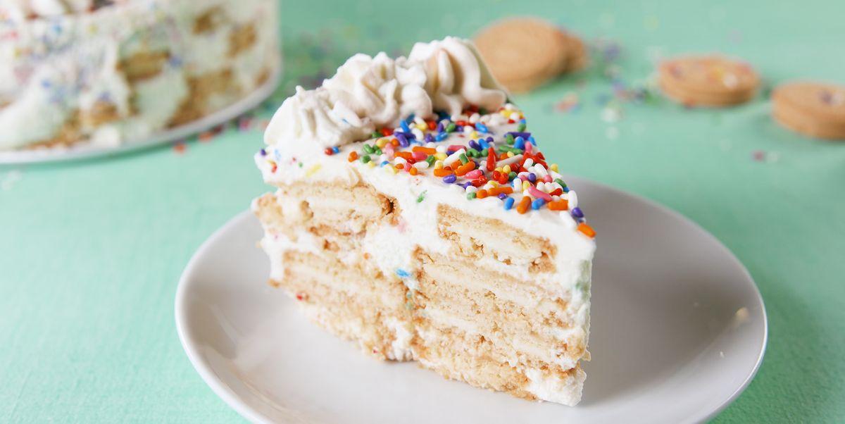 funfetti cake box instructions
