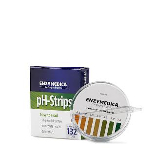 enzymedica ph strips instructions