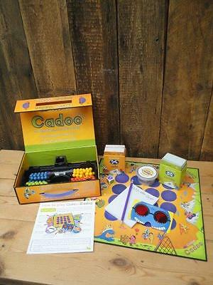 cranium cadoo board game instructions