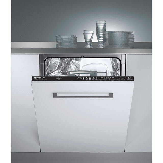 hotpoint integrated dishwasher instructions