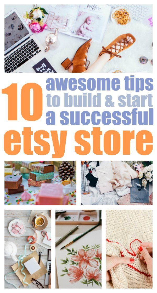sell on etsy instructions