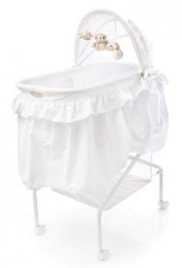 love n care bassinet bp f250 instructions