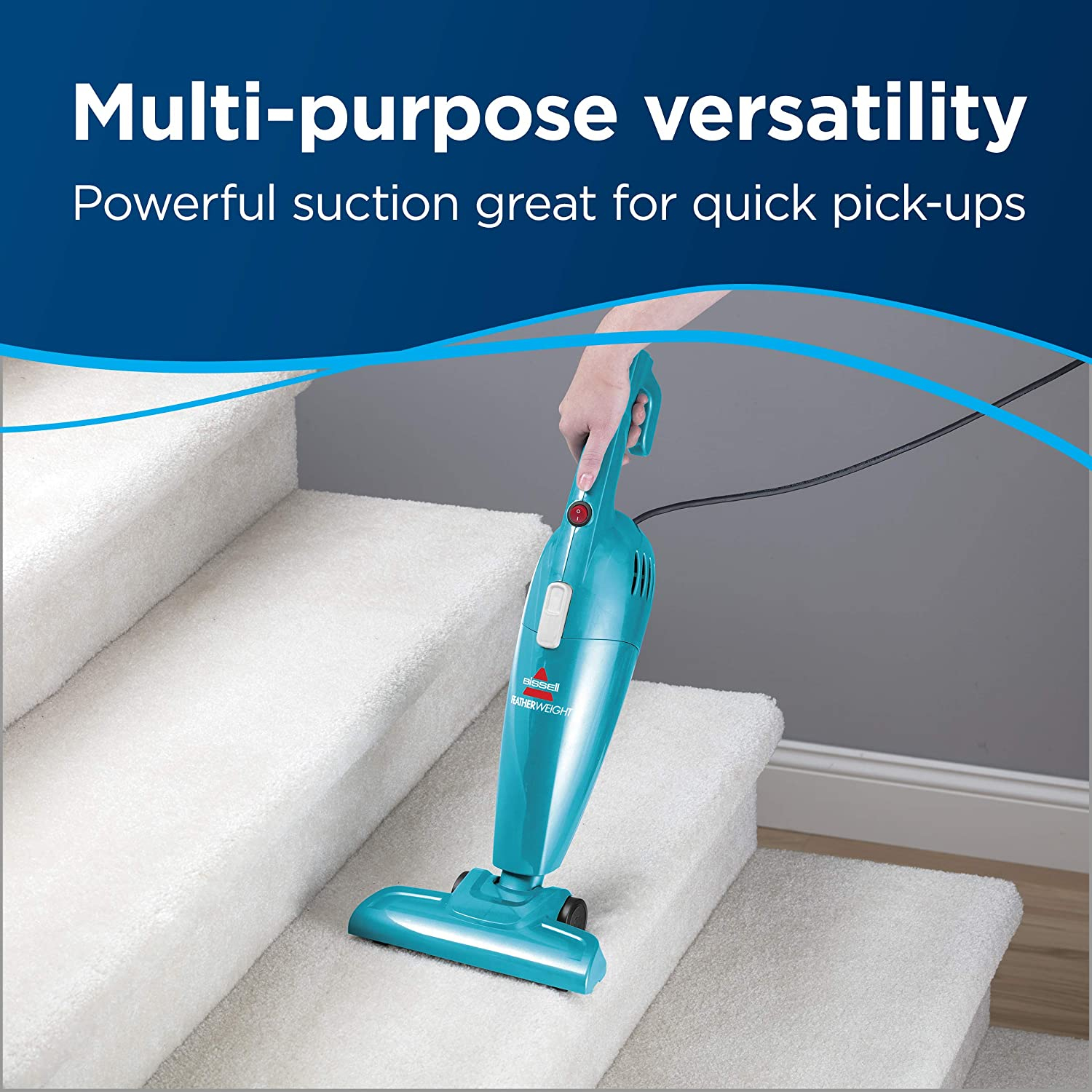 bissell featherweight vacuum instructions