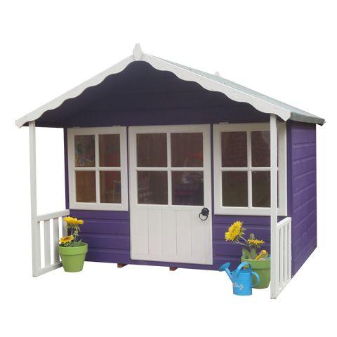 shire croft playhouse instructions
