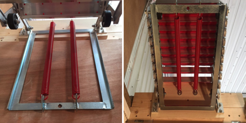 bps concertina loft ladder fitting instructions