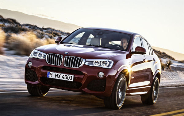 bmw x4 instruction manual