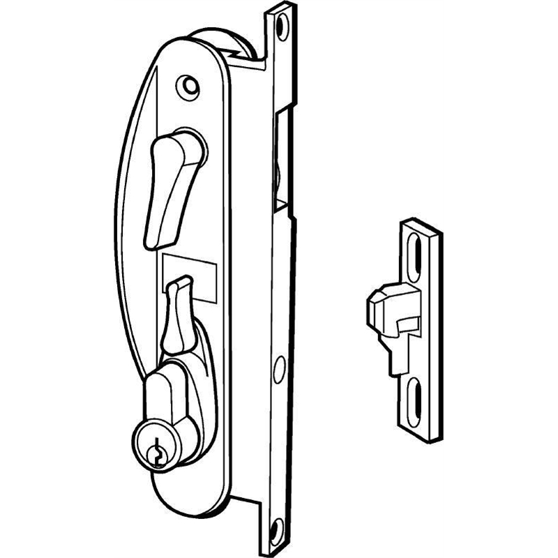 whitco window lock instructions
