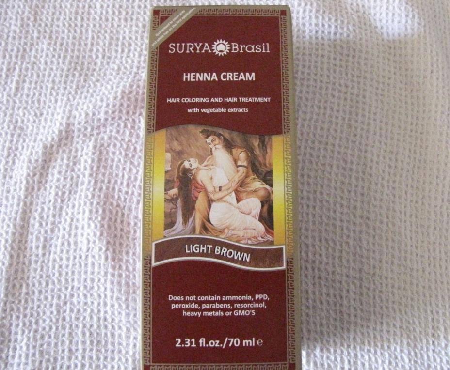 surya brasil henna powder instructions