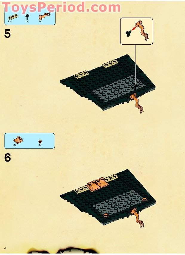 lego 6243 instructions pdf