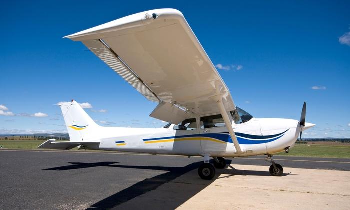 cudo 45-minute instructional flight experience