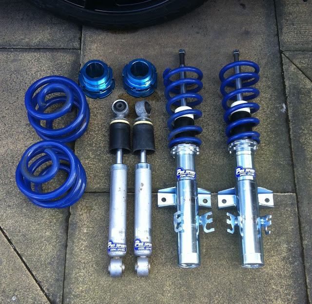 ta technix coilovers fitting instructions