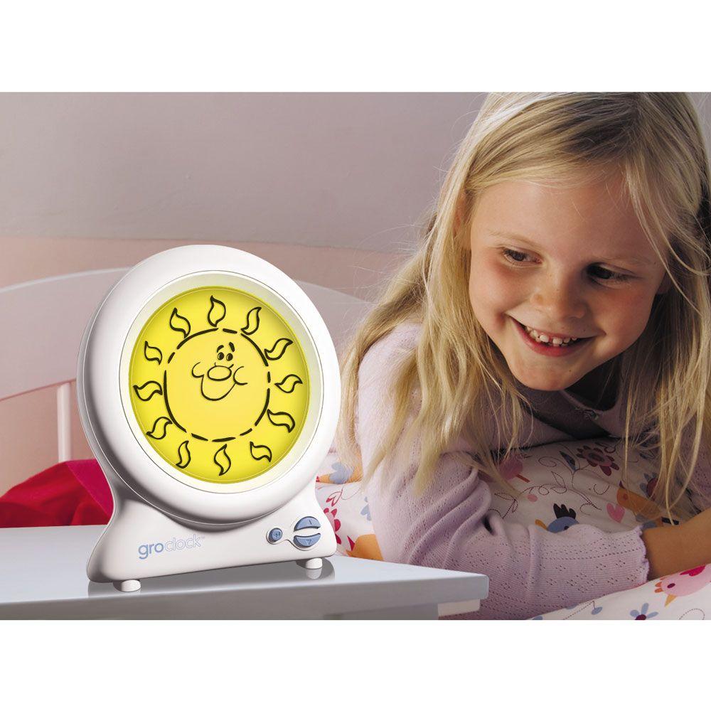 gro clock instructions hj008
