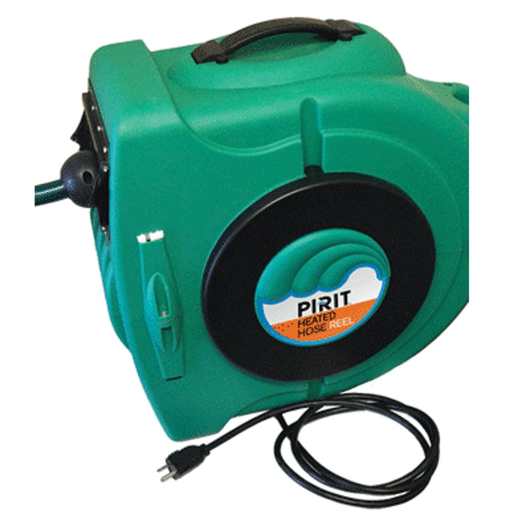 pirit heated hose instructions