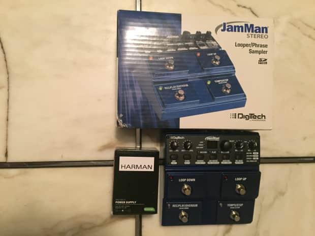 jamman solo instruction manual