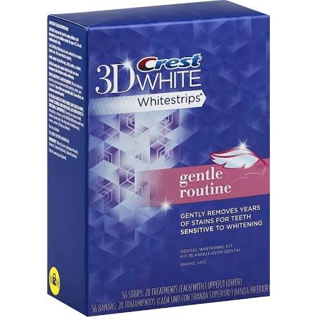 3d crest white strips luxe supreme flexfit instructions