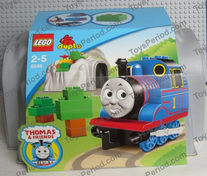instructions for lego duplo thomas