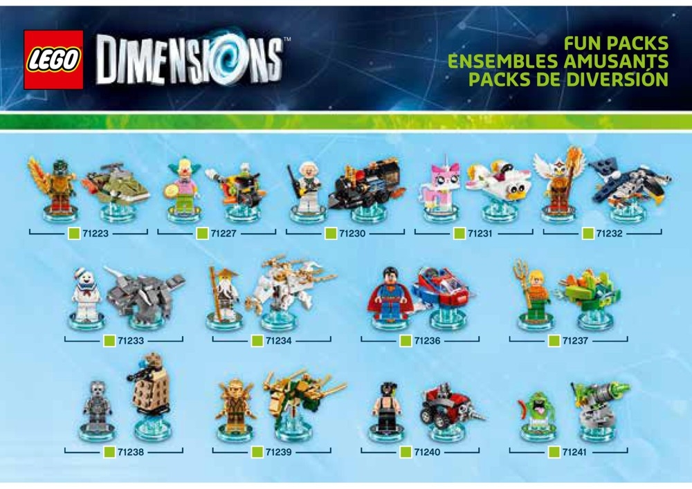 dimensions instructions lego 71241