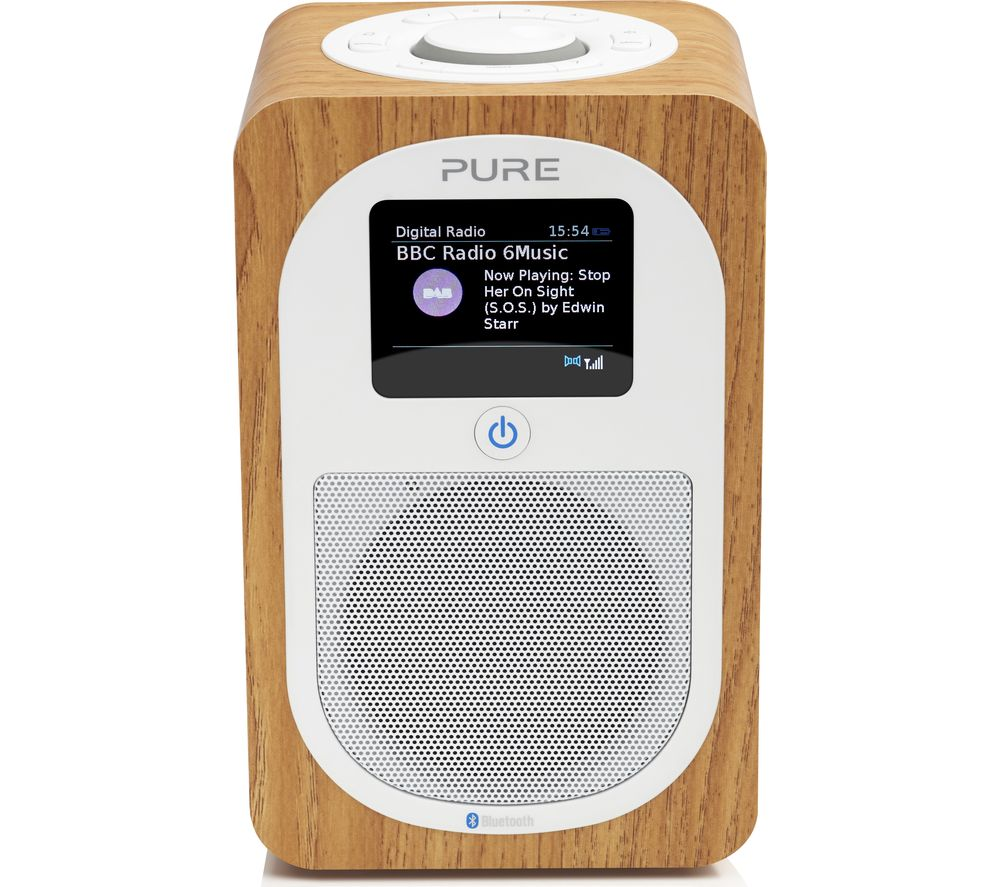 pure evoke radio instructions