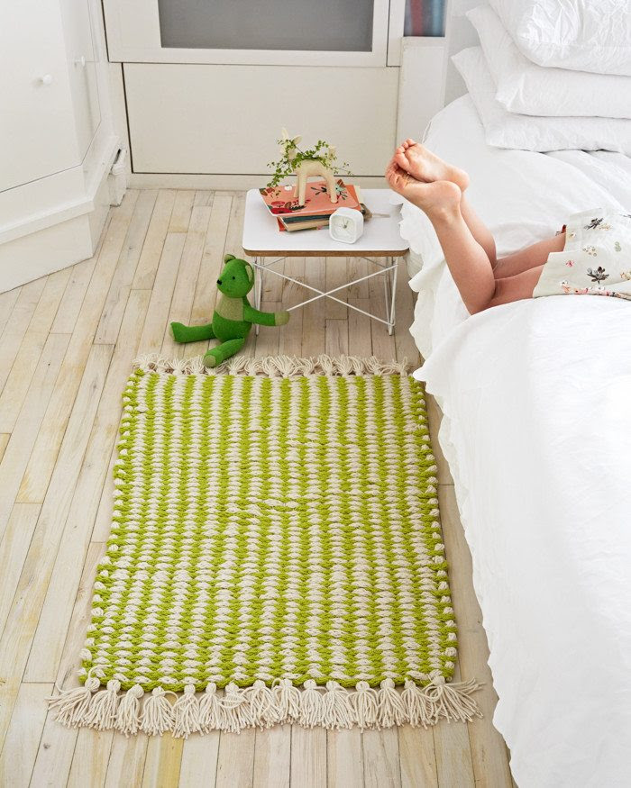 braided towel rug instructions