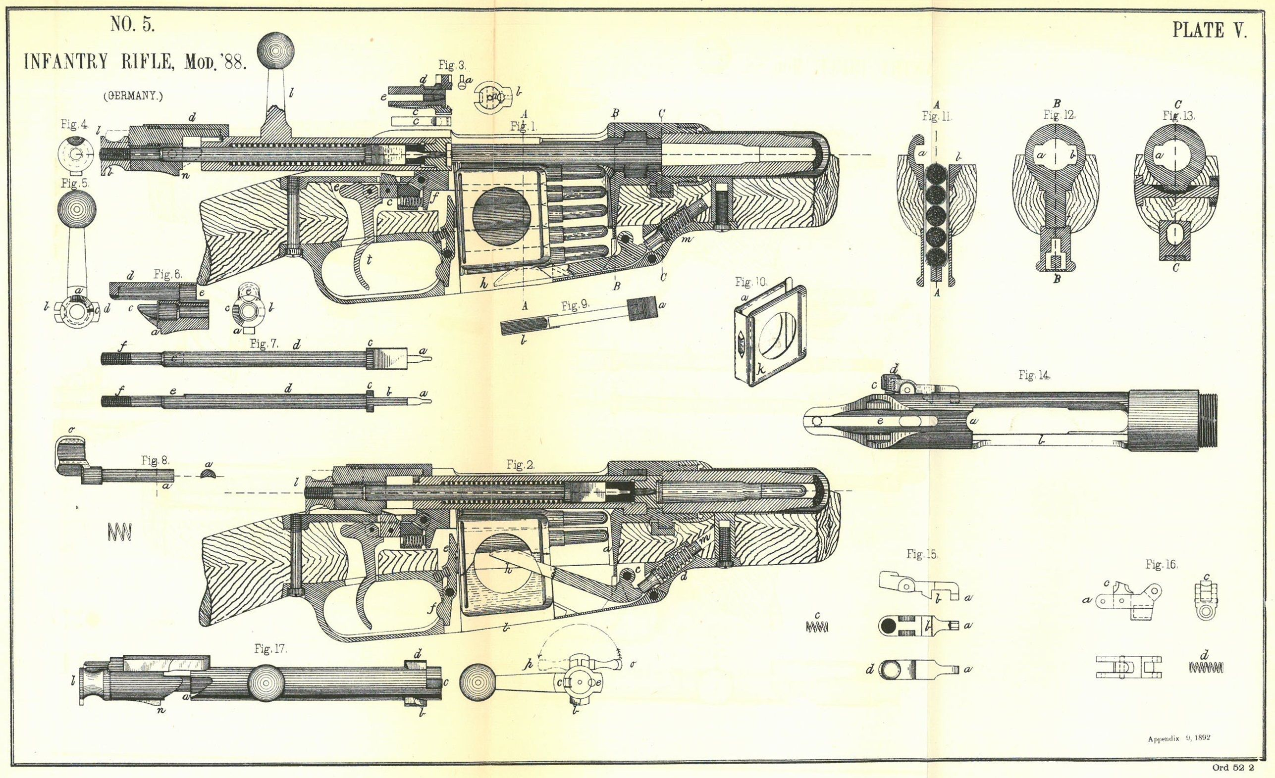 mauser 98 bolt disassembly instructions