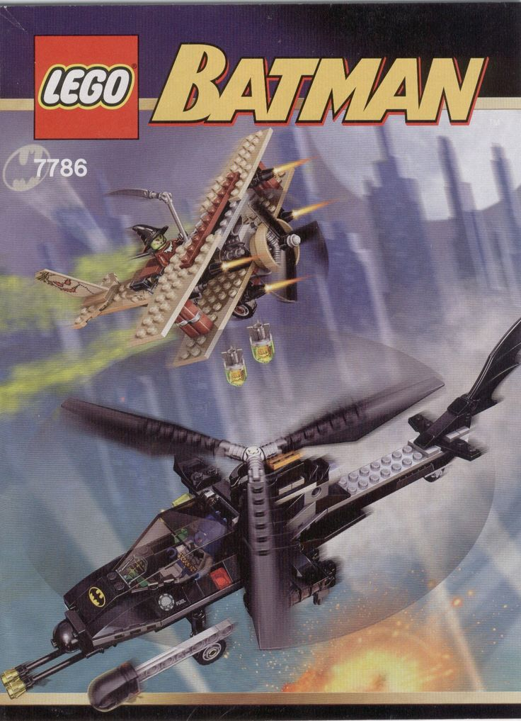 lego batcopter 2014 instructions
