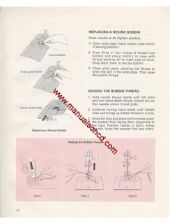 brother 380 instruction manual