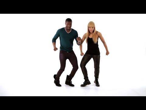 how to do the wobble line dance instructions
