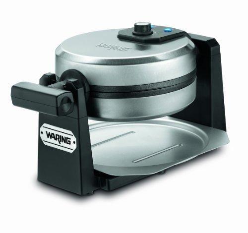 waring pro double waffle maker instructions