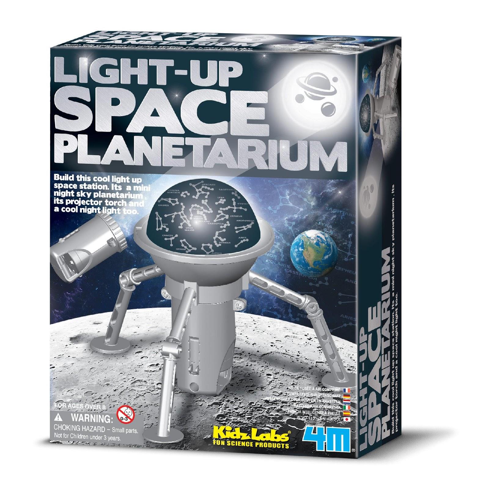 kidz labs cosmic rocket instructions