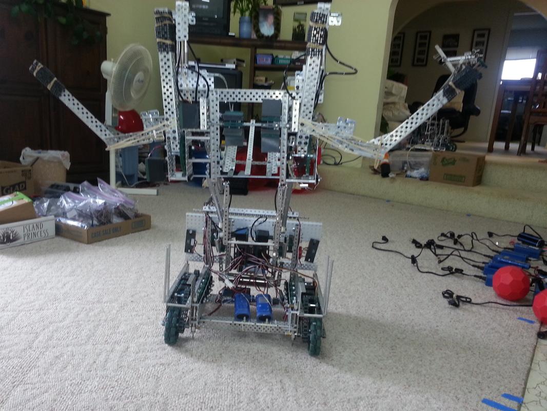 vex robotics dragonfly instructions