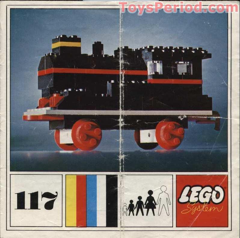 lego 8 wide locomotive instructions