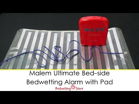 rodger wireless bedwetting alarm system instructions