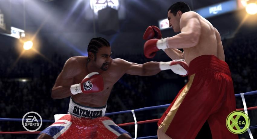 fight night champion xbox 360 instruction manual