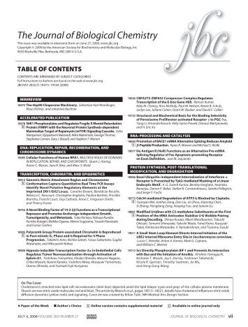 journal of biological chemistry instructions