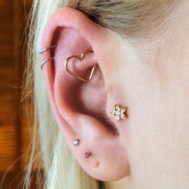 ear cartilage piercing care instructions