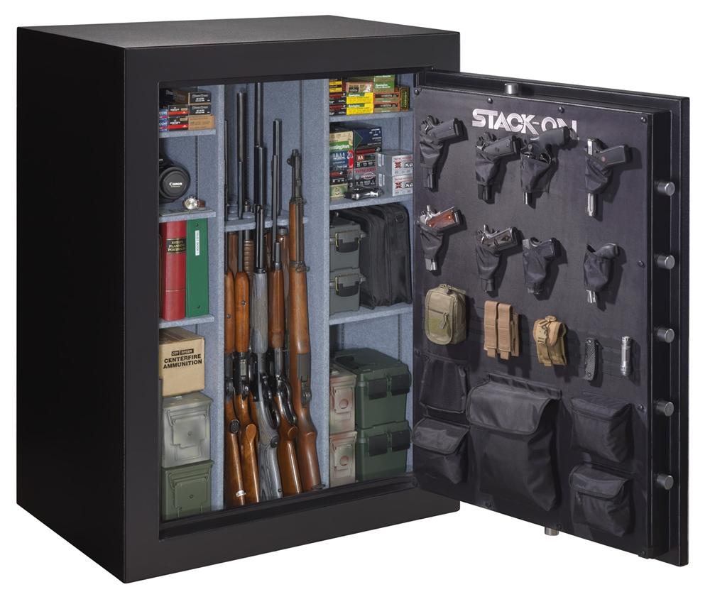 stack on gun safe instruction manual