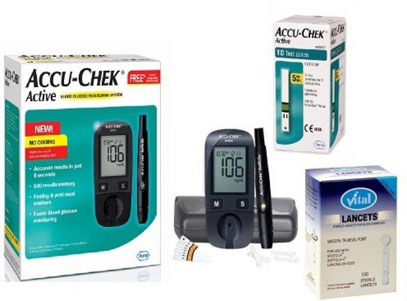 accu-check glucometer multilingual instructions