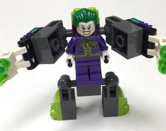 lego joker mobile instructions
